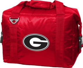 Georgia Bulldogs 12 Pack Cooler