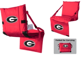 Georgia Bulldogs Tri-Fold Stadium Seat