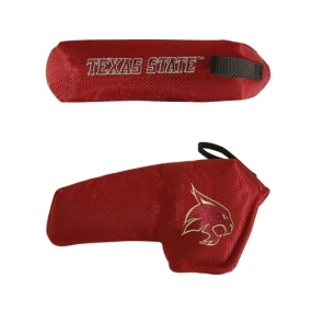 Texas State Bobcats Blade Putter Cover