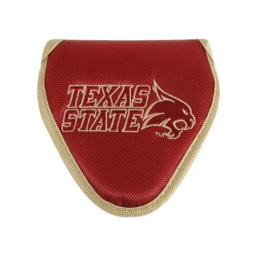 Texas State Bobcats Mallet Putter Cover