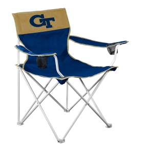 Georgia Tech Yellow Jackets Big Boy Tailgating Chair