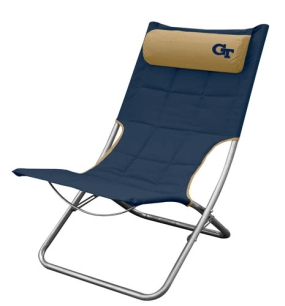 Georgia Tech Yellow Jackets Lounger Chair