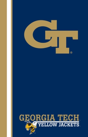 Georgia Tech Yellow Jackets Ultra Soft Blanket
