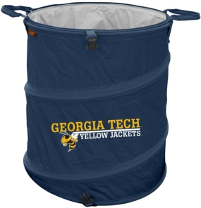 Georgia Tech Yellow Jackets Trash Can Cooler