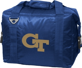 Georgia Tech Yellow Jackets 12 Pack Cooler