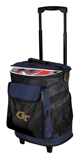 Georgia Tech Yellow Jackets Rolling Cooler