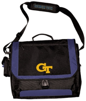 Georgia Tech Yellow Jackets Commuter Bag