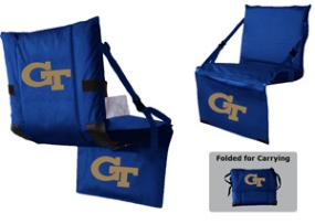 Georgia Tech Yellow Jackets Tri-Fold Stadium Seat