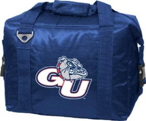 Gonzaga Bulldogs 12 Pack Cooler