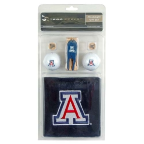 Arizona Wildcats Golf Gift Set