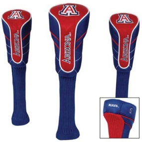 Arizona Wildcats Nylon Golf Headcovers