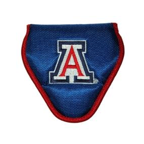 Arizona Wildcats Mallet Putter Cover