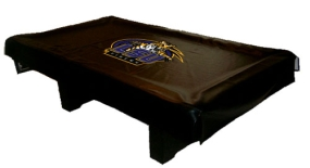 LSU Tigers Billiard Table Cover