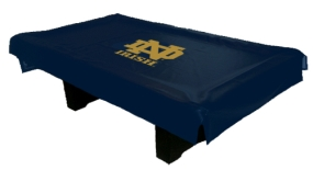 Notre Dame Fighting Irish Billiard Table Cover
