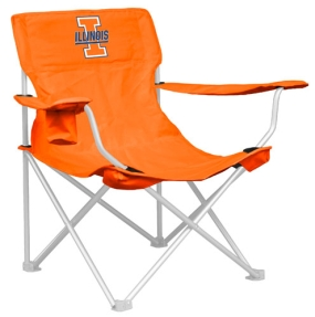 Illinois Fighting Illini Tailgating Chair