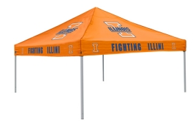 Illinois Fighting Illini Tailgate Tent
