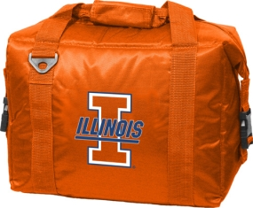 Illinois Fighting Illini 12 Pack Cooler
