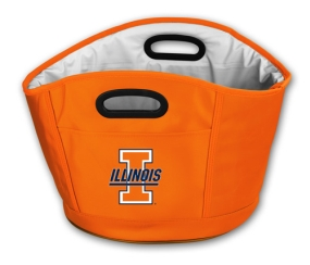 Illinois Fighting Illini Party Bucket