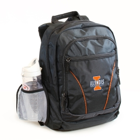 Illinois Fighting Illini Stealth Backpack