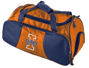 Illinois Fighting Illini Gym Bag