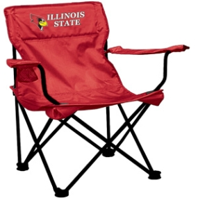 Illinois State Redbirds Tailgating Chair