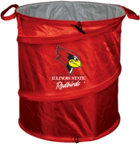 Illinois State Redbirds Trash Can Cooler