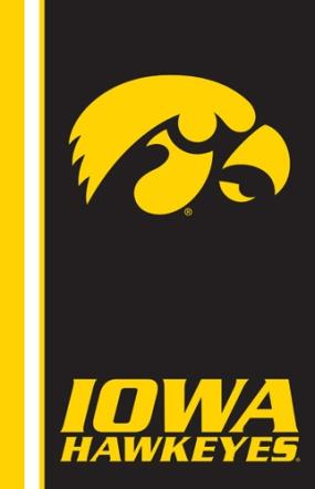 Iowa Hawkeyes Ultra Soft Blanket