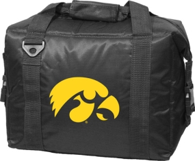 Iowa Hawkeyes 12 Pack Cooler