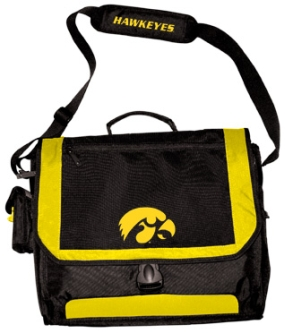 Iowa Hawkeyes Commuter Bag