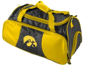 Iowa Hawkeyes Gym Bag