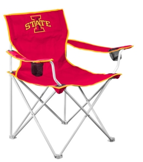 Iowa State Cyclones Deluxe Chair