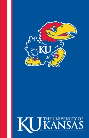 Kansas Jayhawks Ultra Soft Blanket