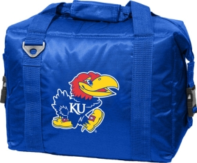 Kansas Jayhawks 12 Pack Cooler