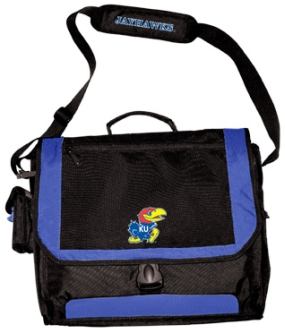 Kansas Jayhawks Commuter Bag
