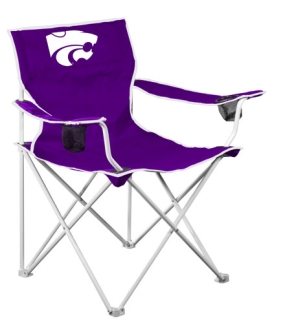 Kansas State Wildcats Deluxe Chair