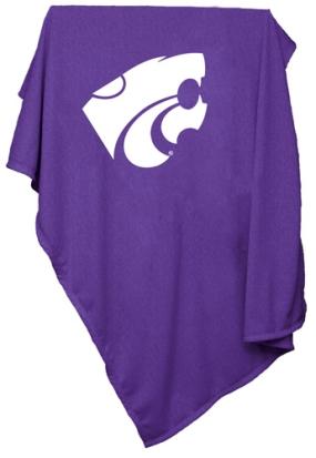 Kansas State Wildcats Sweatshirt Blanket