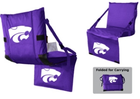 Kansas State Wildcats Tri-Fold Stadium Seat