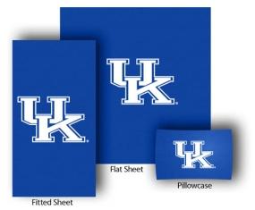 Kentucky Wildcats Full-Queen Size Sheet Set