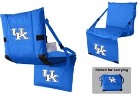 Kentucky Wildcats Tri-Fold Stadium Seat