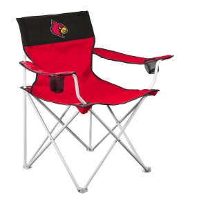 Louisville Cardinals Big Boy Tailgating Chair