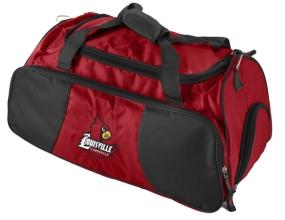 Louisville Cardinals Gym Bag