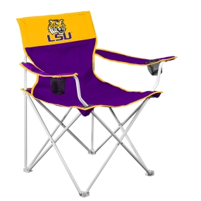 LSU Tigers Big Boy Tailgating Chair