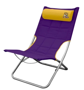 LSU Tigers Lounger Chair