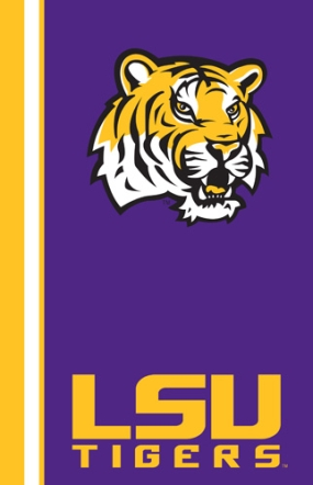 LSU Tigers Ultra Soft Blanket
