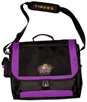 LSU Tigers Commuter Bag