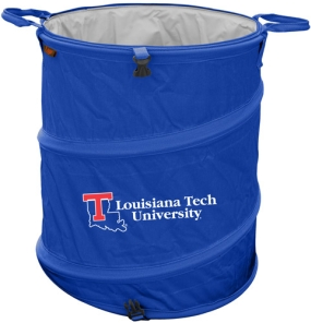 Louisiana Tech Bulldogs Trash Can Cooler