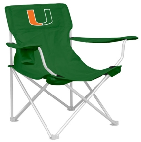 Miami Hurricanes Tailgating Chair