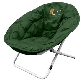 Miami Hurricanes Sphere Chair