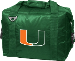 Miami Hurricanes 12 Pack Cooler