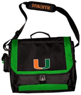 Miami Hurricanes Commuter Bag